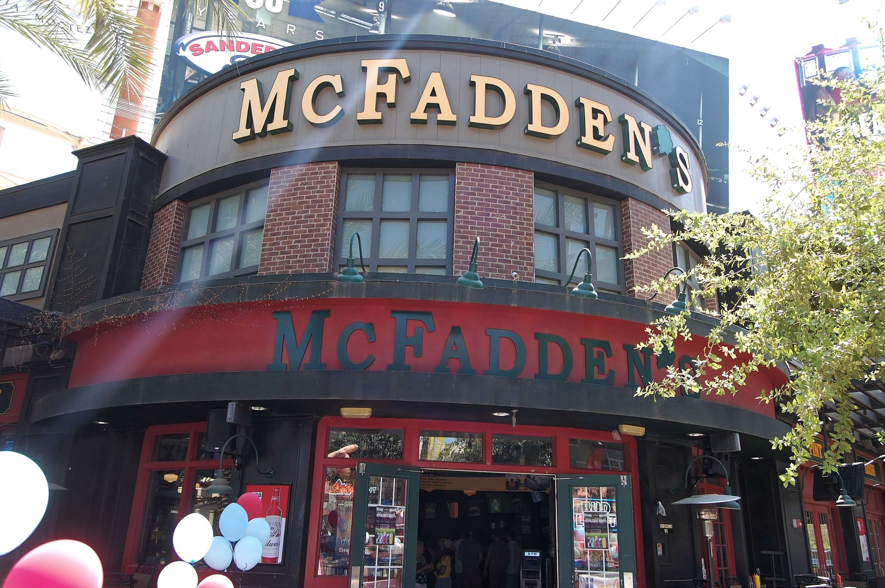 McFaddens Restaurant and Saloon