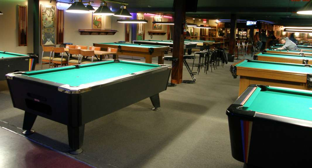 Minnesota's Billiards Pub