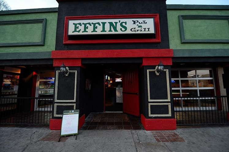 Effin's Pub and Grill