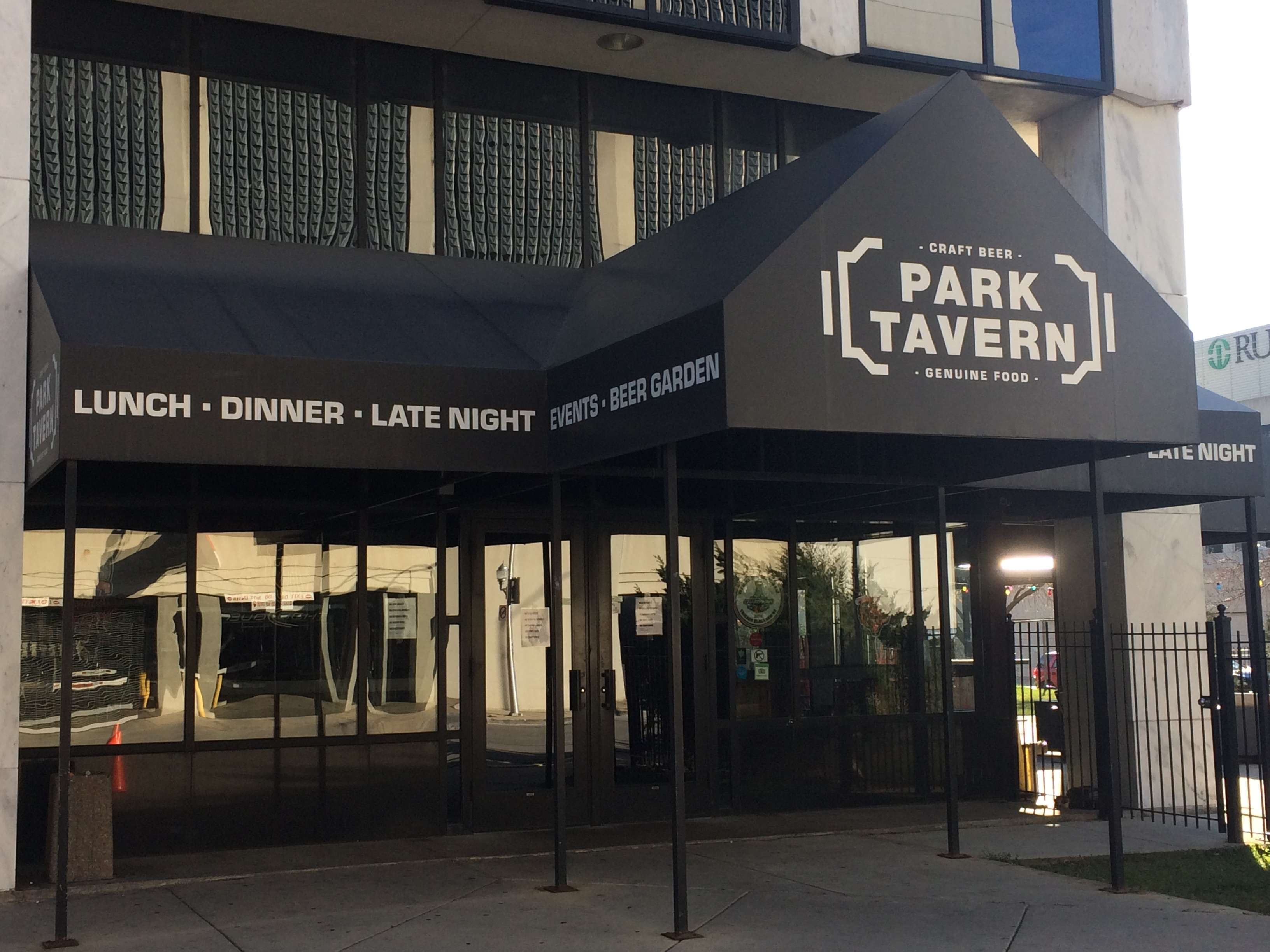 Park Tavern Chicago