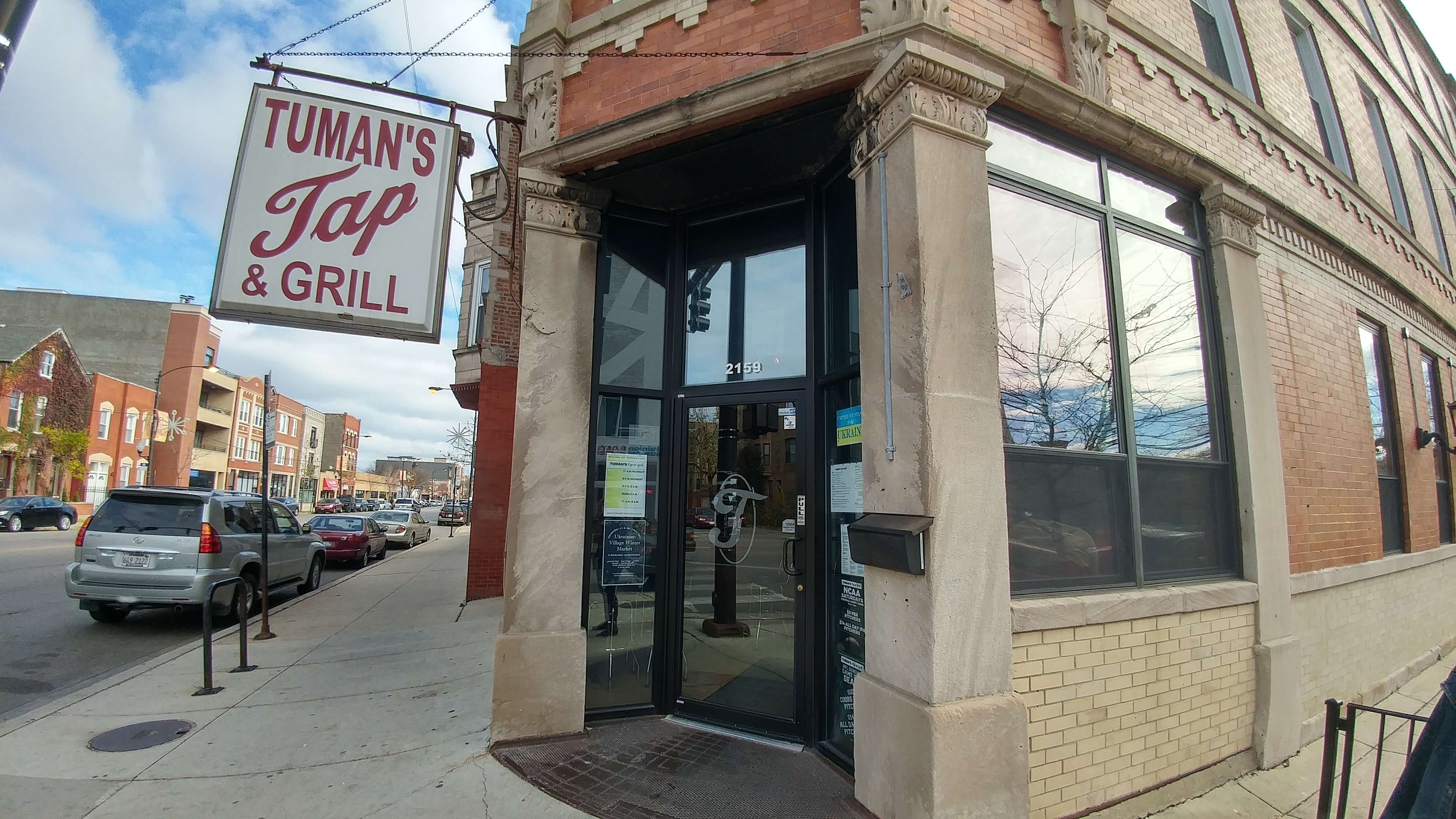 Tuman's Tap and Grill