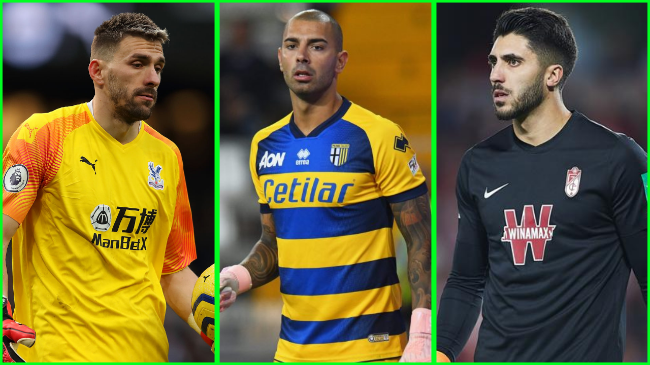 3 goalkeepers to watch when Spanish, Italian and English football return.