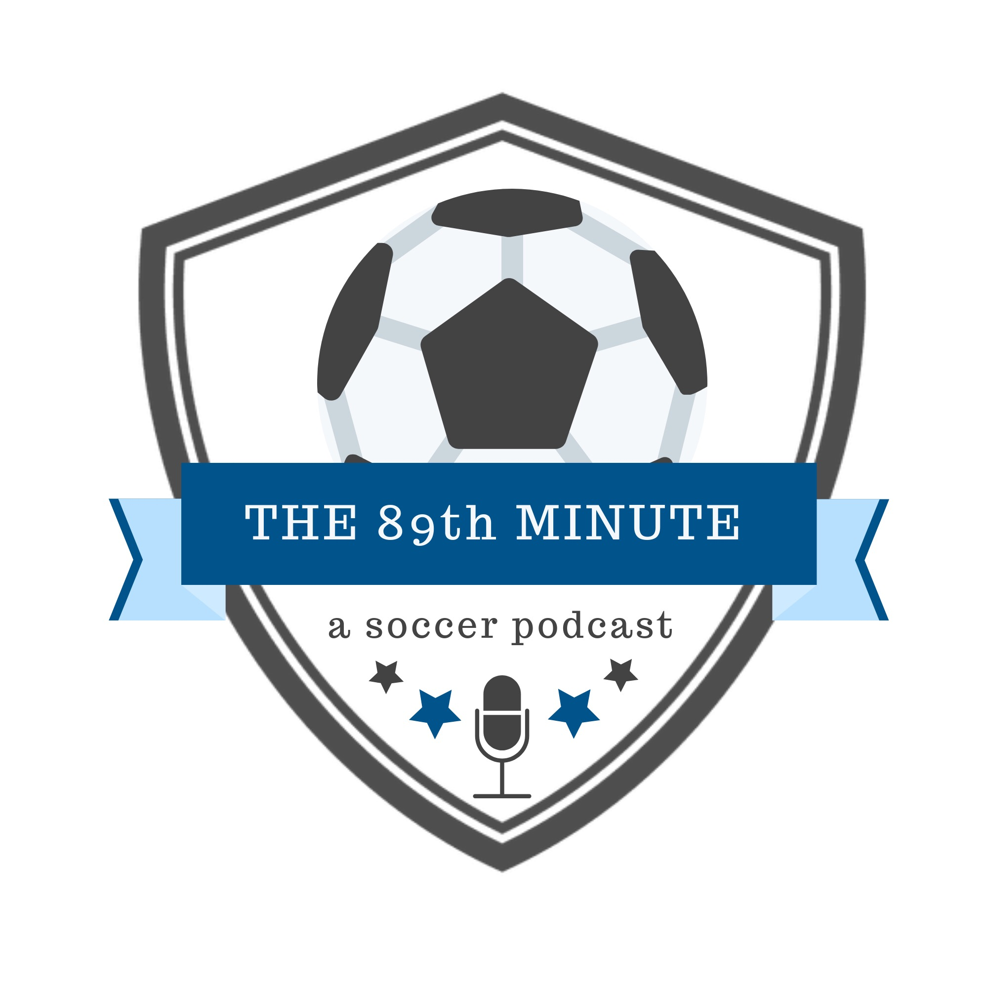The 89th Minute: A Soccer Podcast
