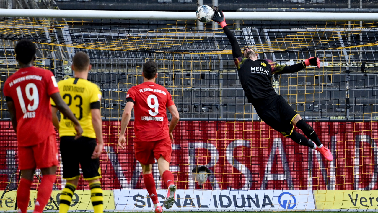 GK Analysis: What Bürki could've done better (and no, 'stronger wrists' is not one of 'em).