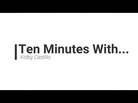 StadiumScene TV's Main Event: Ten Minutes With...Kolby Castillo