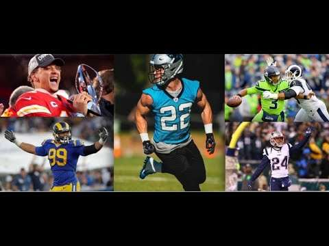 Live Reaction To Warner's Top 5 NFL Players!!