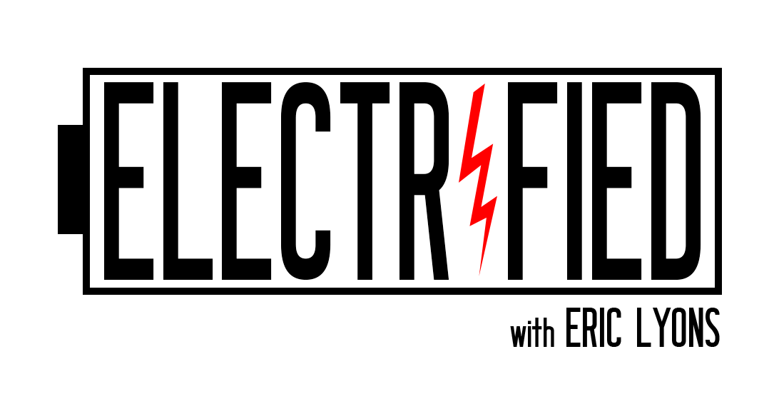 Partner Announcement - Electrified with Eric Lyons!