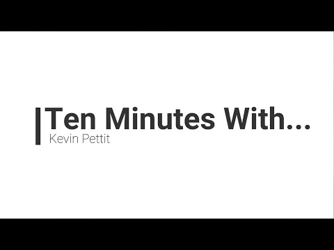 StadiumScene.TV's Main Event: Ten Minutes With... Kevin Pettit