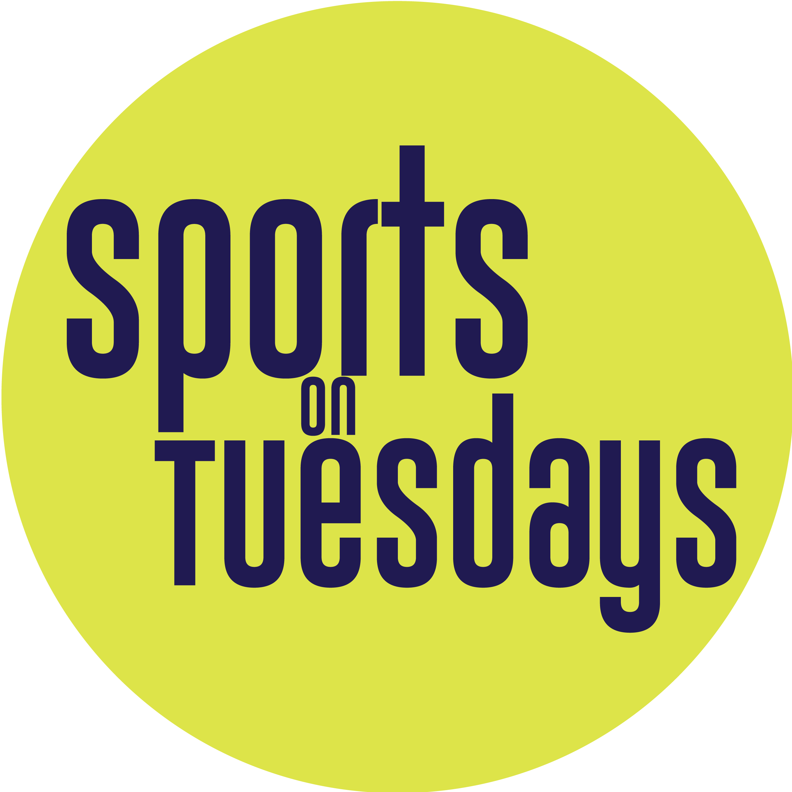 Partner Announcement - Sports on Tuesdays