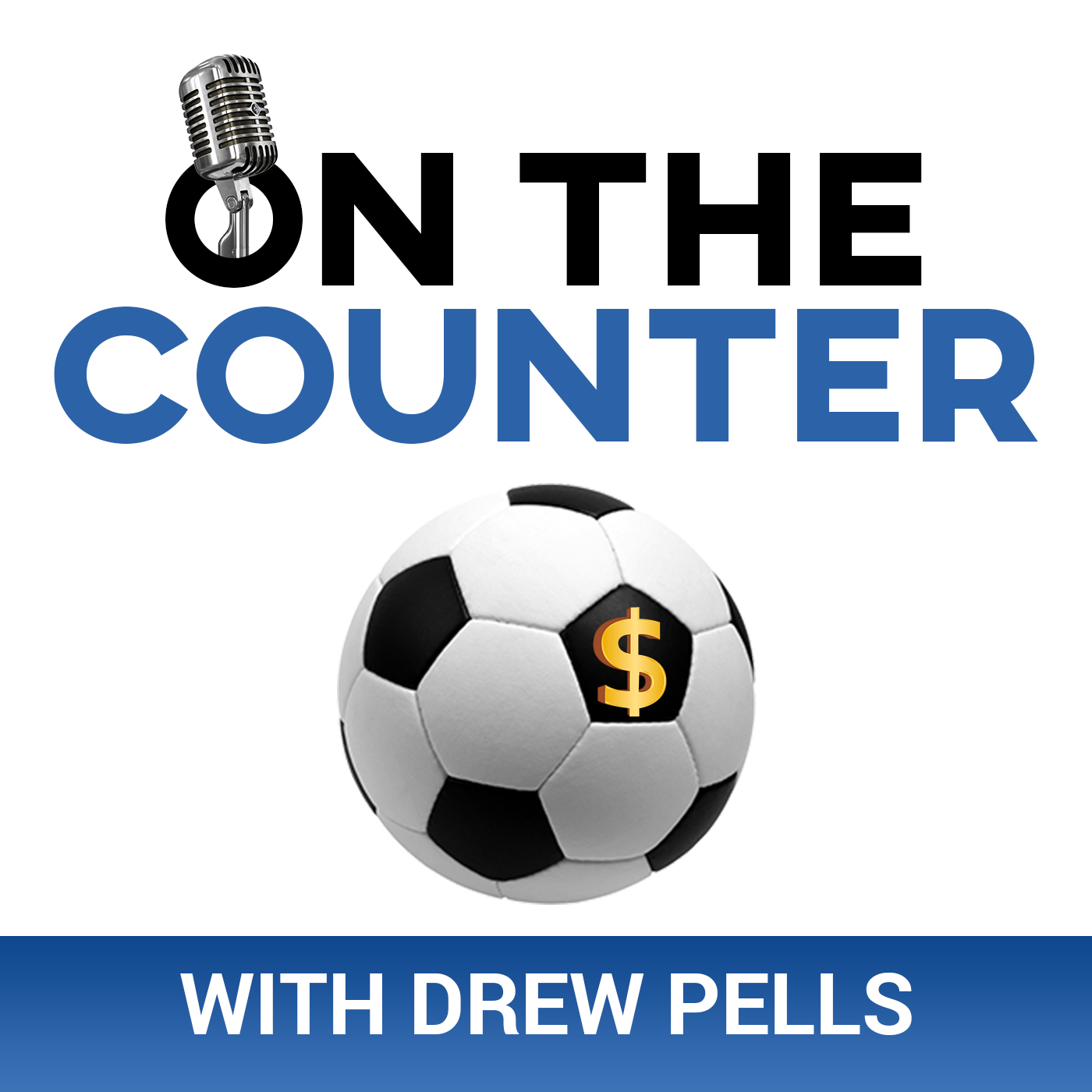 Partner Announcement - On The Counter with Drew Pells