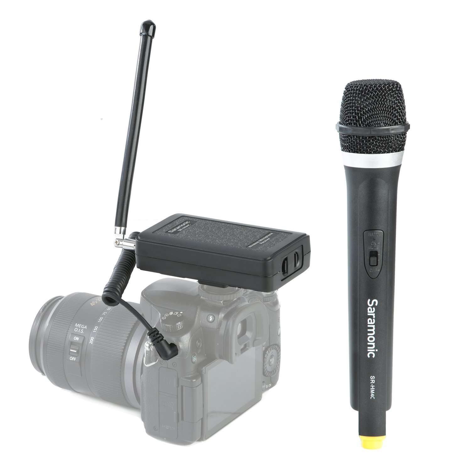 Saramonic WM4CA Wireless Microphone