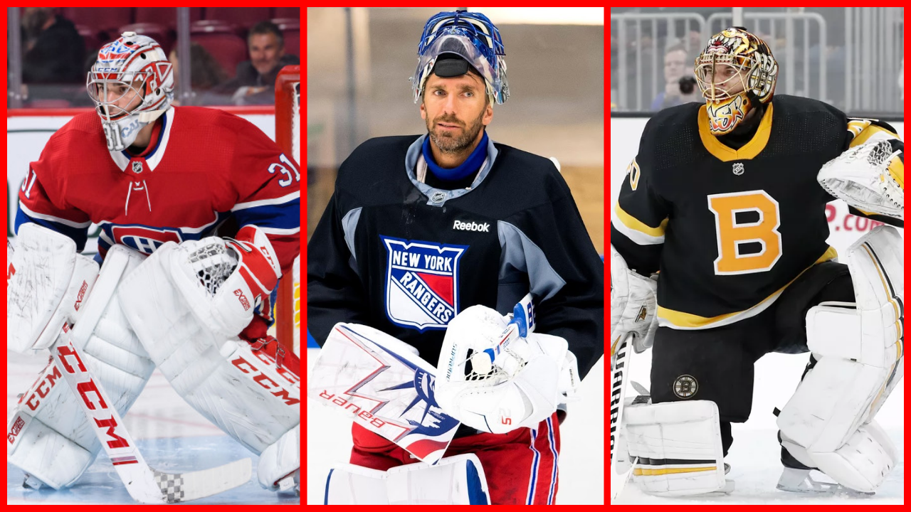 The 2010s: Top 10 ice hockey goaltenders of the past decade (5th to 1st).