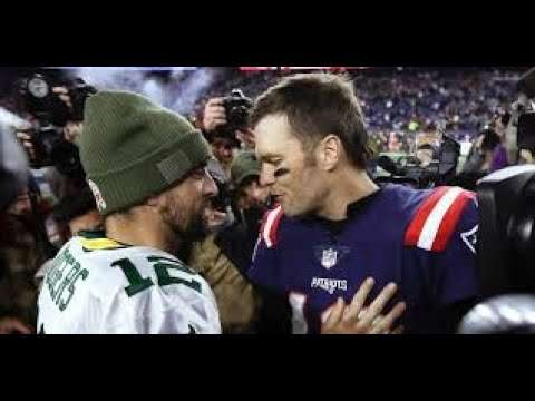 Who's Under More Pressure Brady or Rodgers?