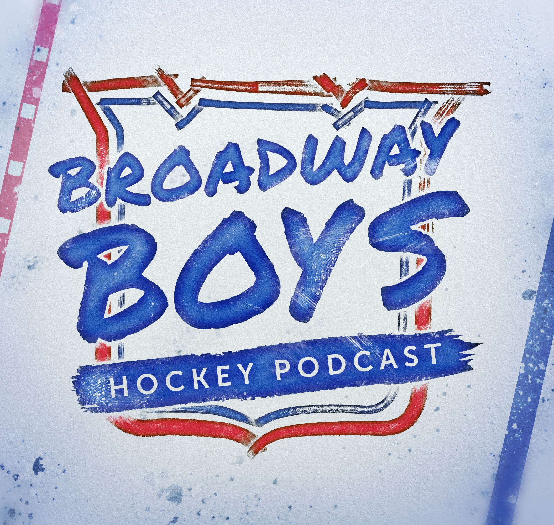 New York Rangers - Broadway Boys Hockey Podcast - EP63 - S1