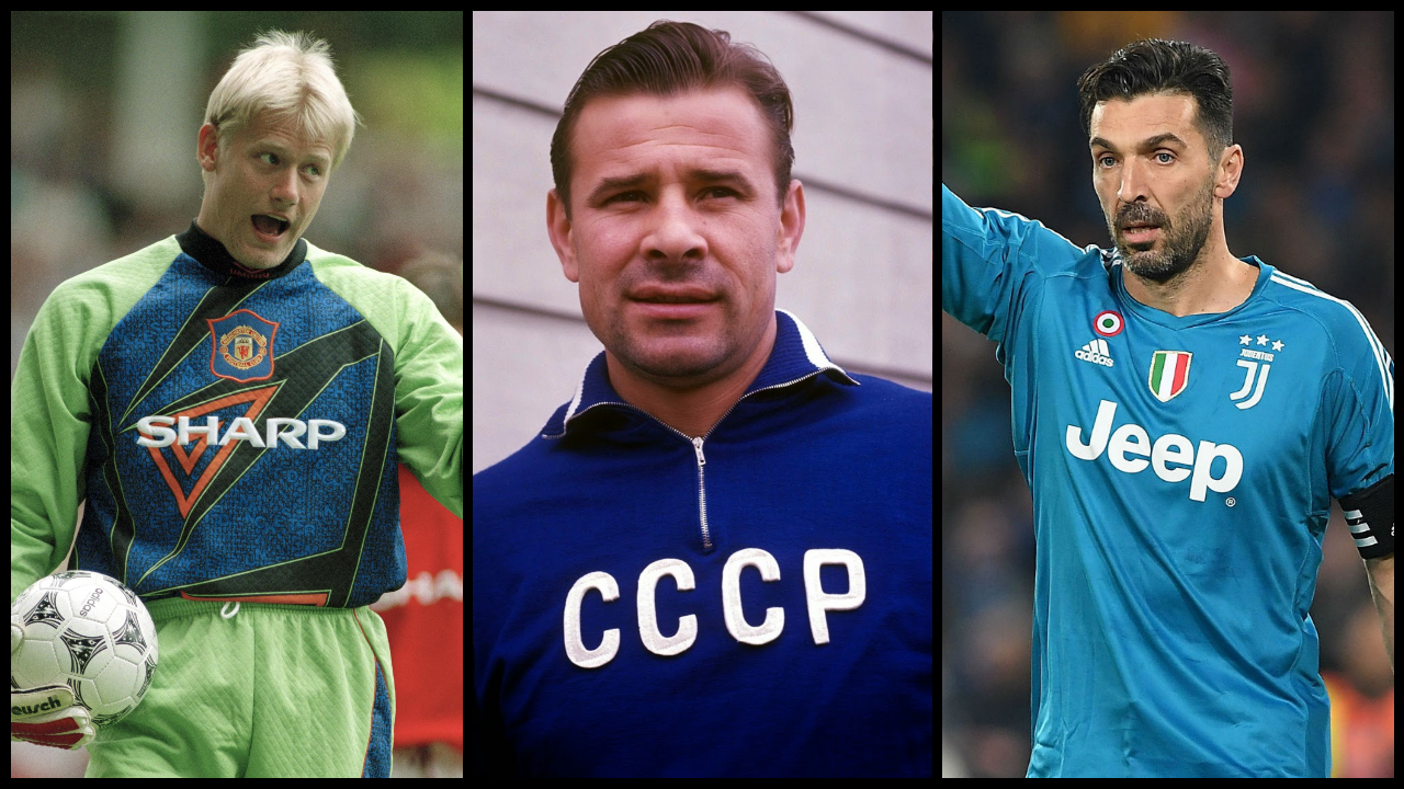 The 50: Top 10 European goalkeepers of all time.