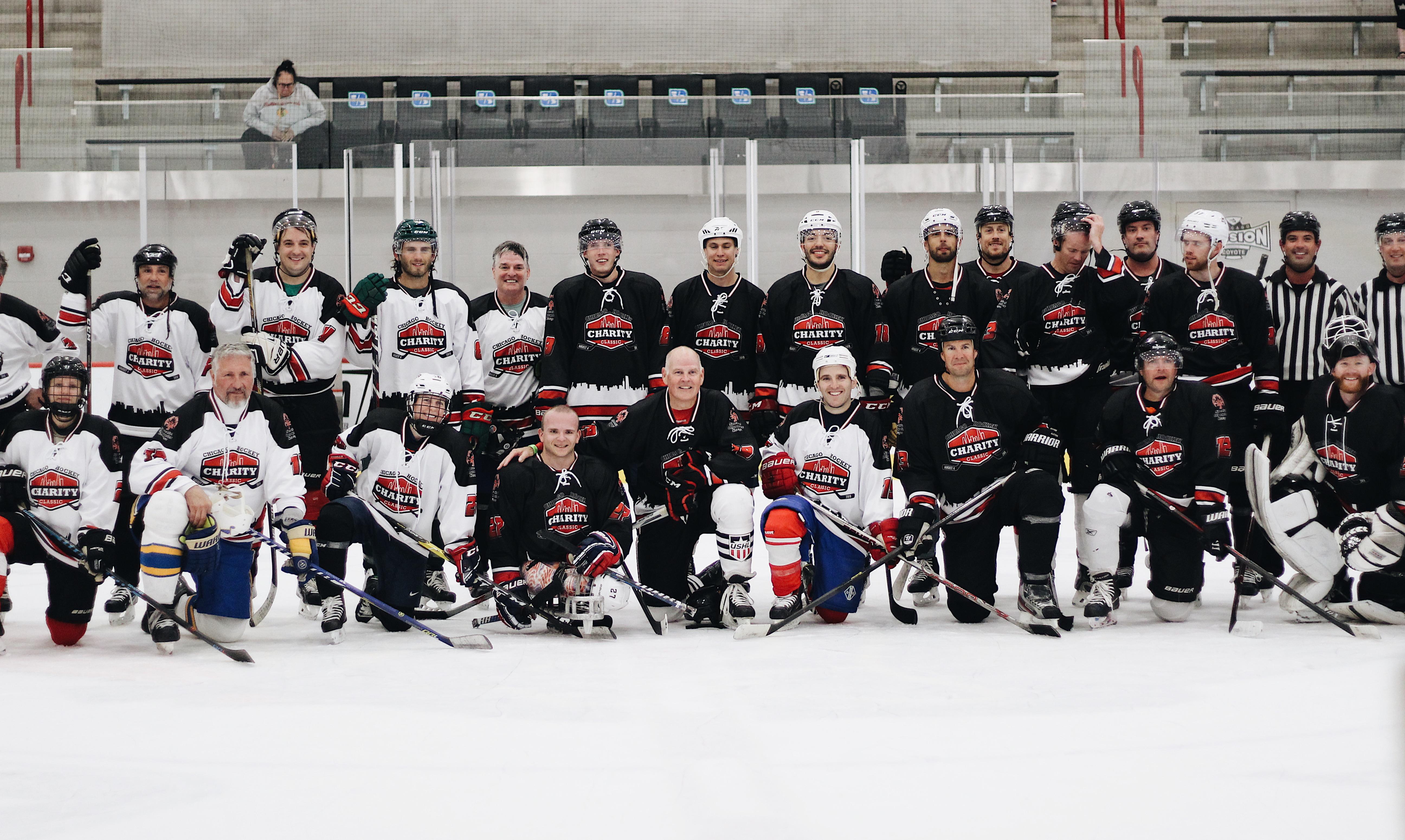 PHOTOS: Chicago Hockey Charity Classic 2019