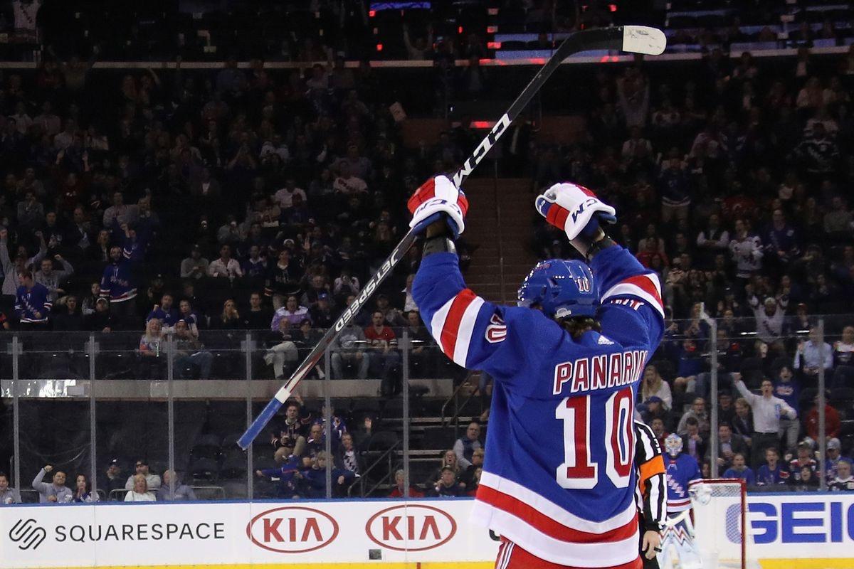 Recap: Devils Make a Mark over Rangers