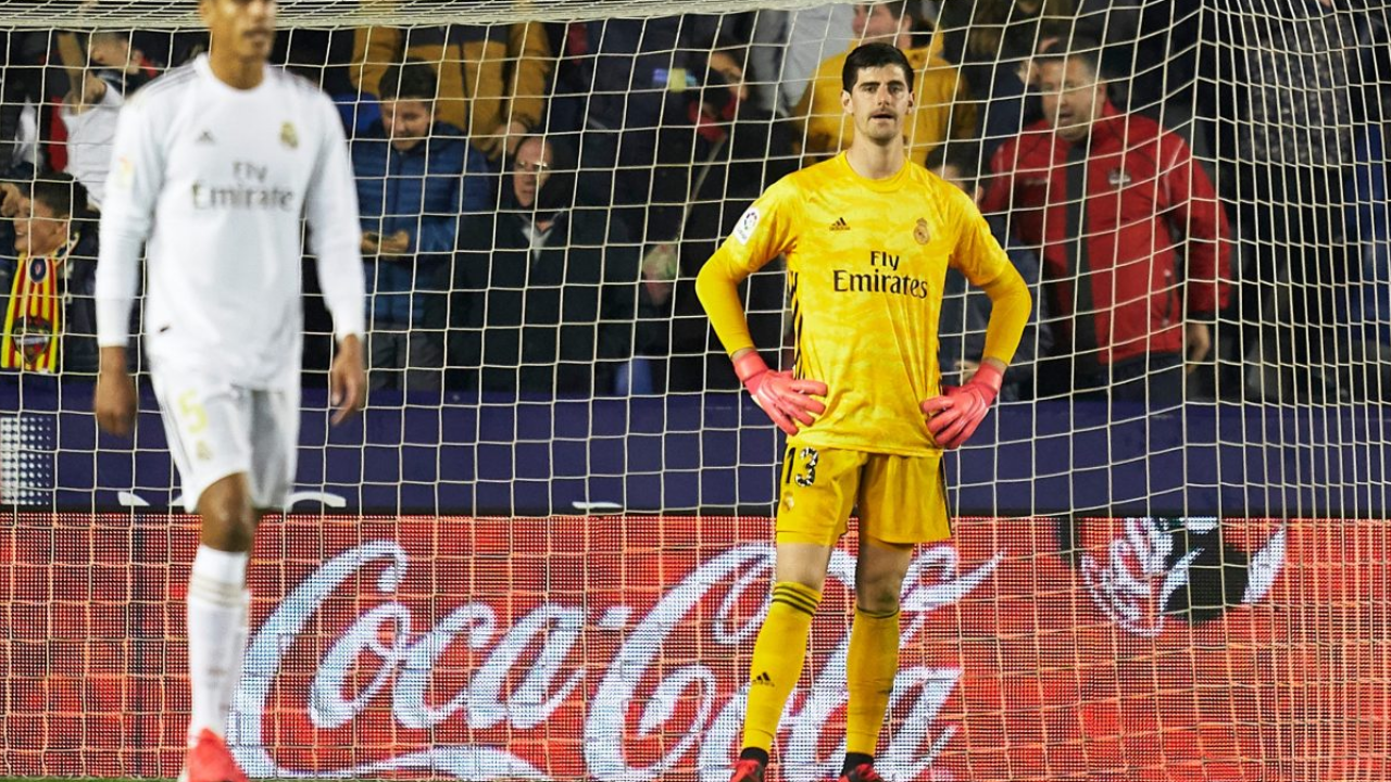 GK Analysis: What to make of Thibaut Courtois on Levante's game-winner?
