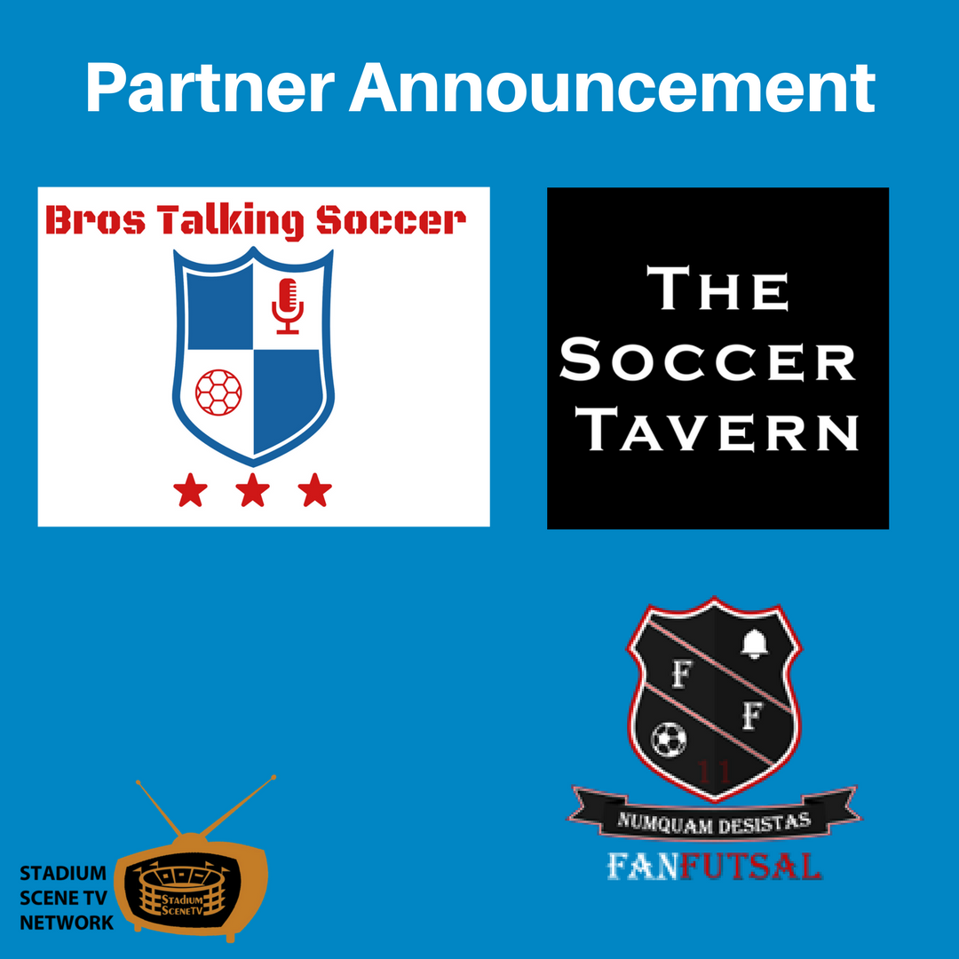 Partner Announcement - Bros Talking Soccer/The Soccer Tavern