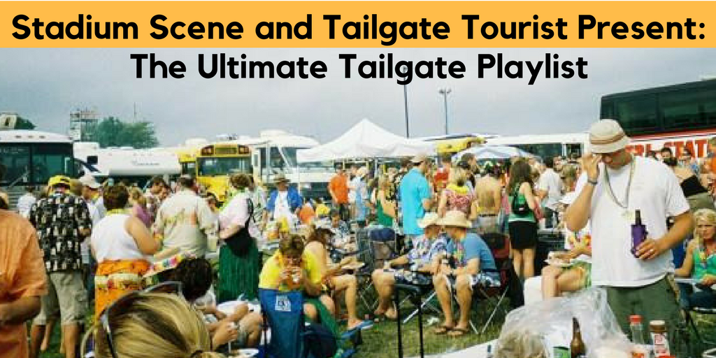 Ultimate Tailgate Playlist