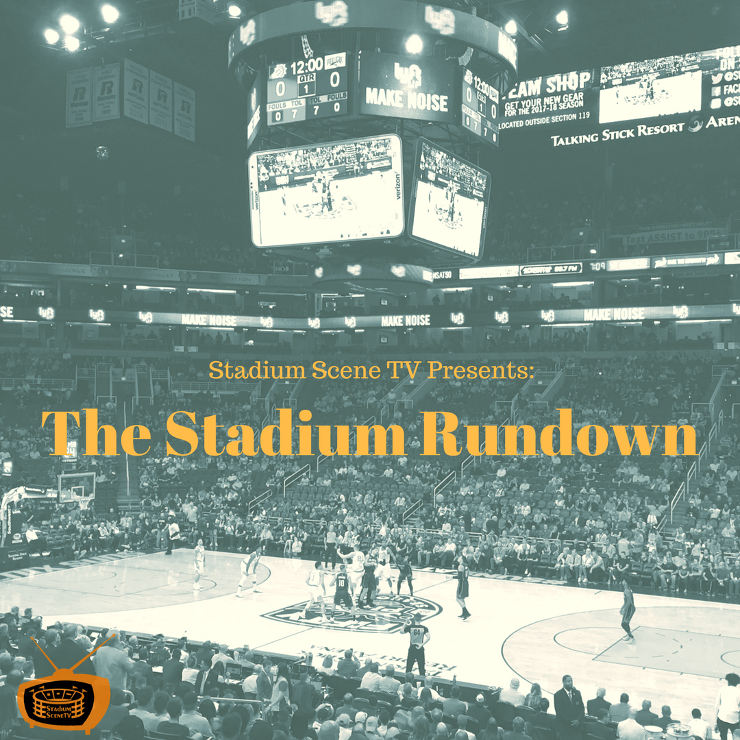 The Stadium Rundown - Jan 30th Edition