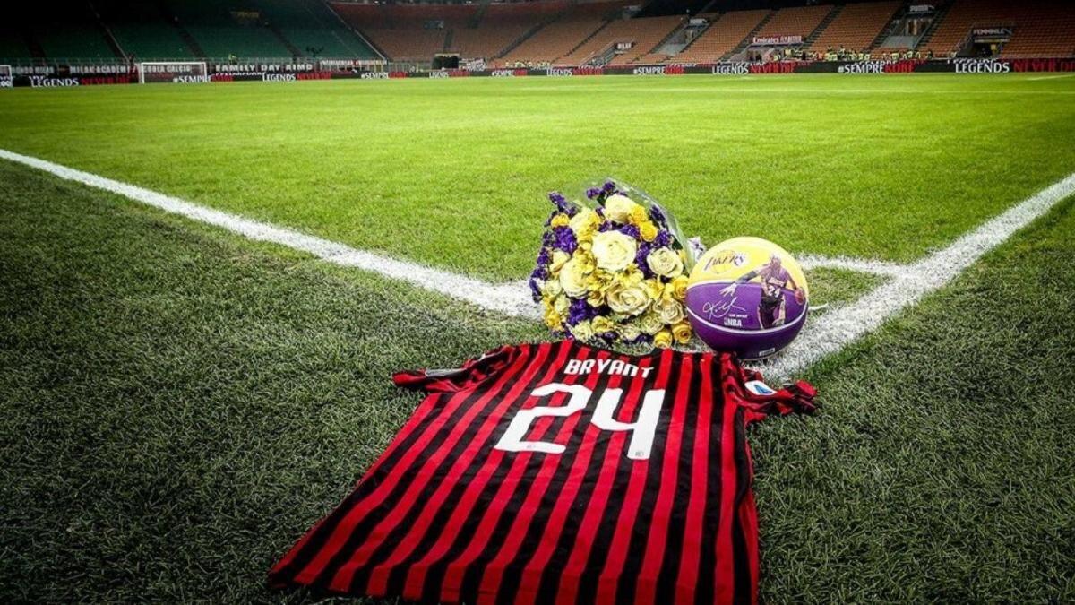 Remembering Kobe - A Massive Soccer Fan