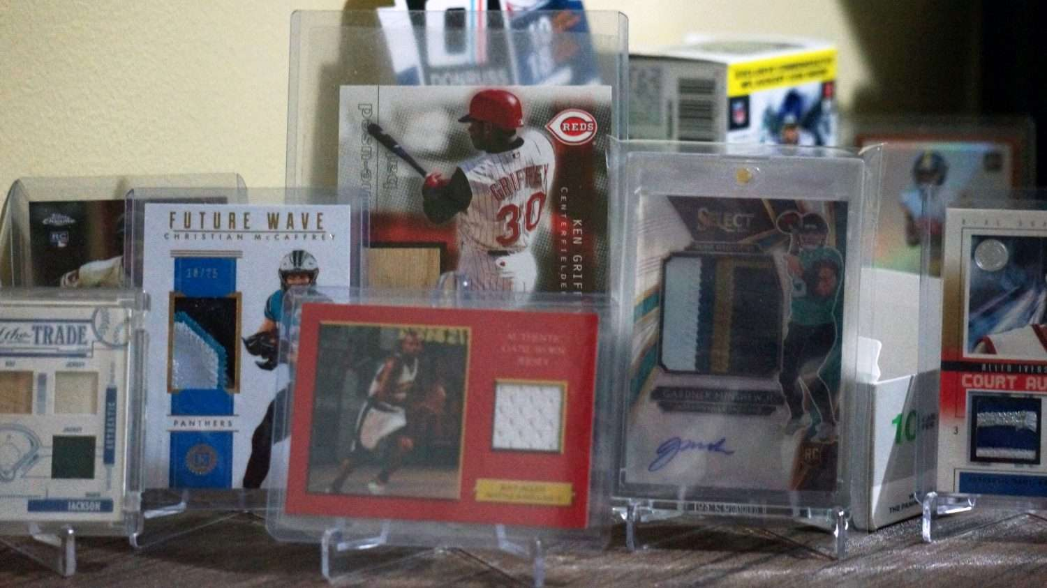 Sports card collectors adjust to COVID-19 challenges as some begin to feel priced out of the hobby