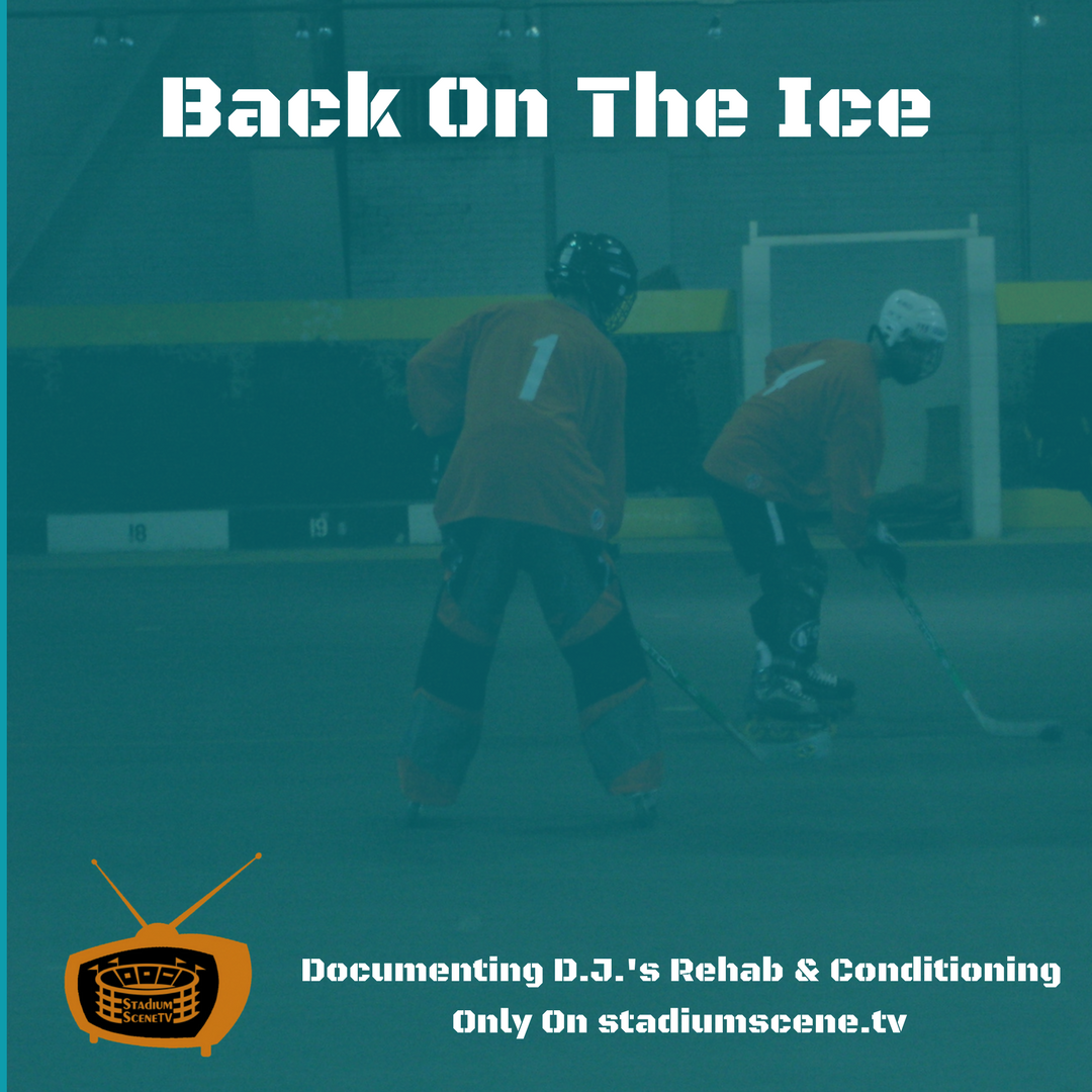 Back On The Ice - A Feature Segment