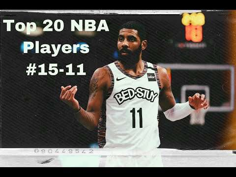 Top 20 NBA Players: #15-11