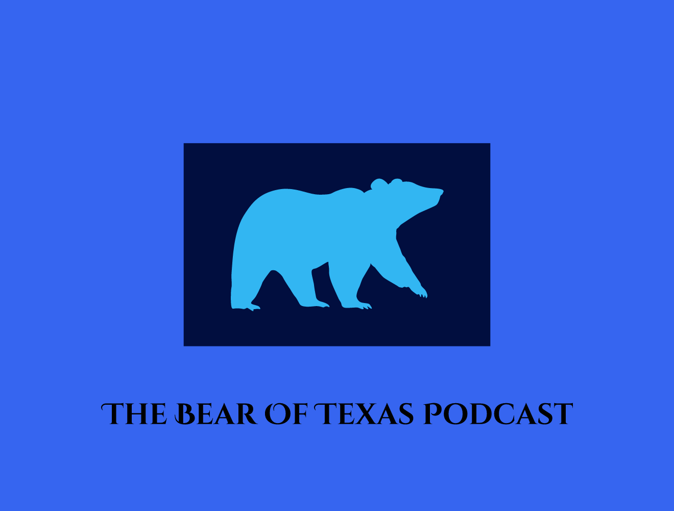 Partner Announcement - The Bear of Texas Podcast!