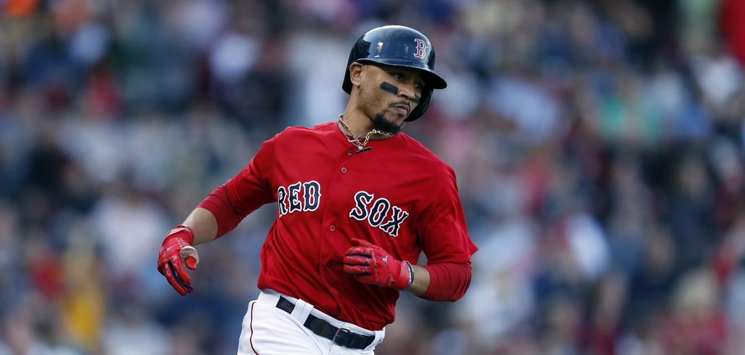 As the Red Sox trade Mookie Betts to the Dodgers, MLB gets the needed equivalent of the Kawhi Leonard night