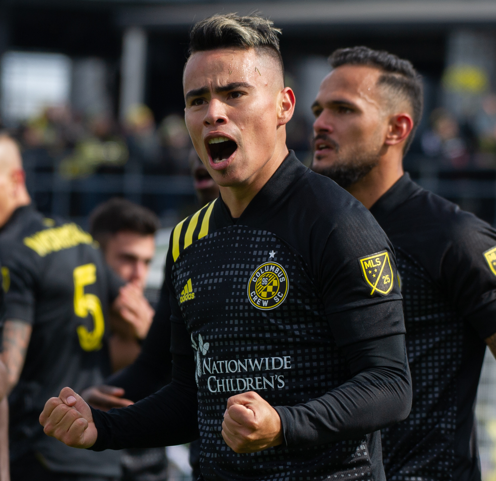 Game Gallery: Columbus Crew SC vs. New York City FC