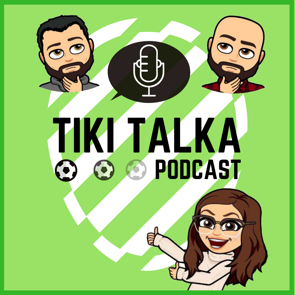 Partner Announcement - Tiki Talka Podcast