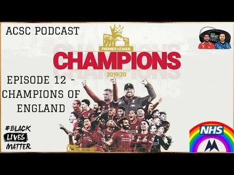 #12 - Champions of England - ACSC Podcast