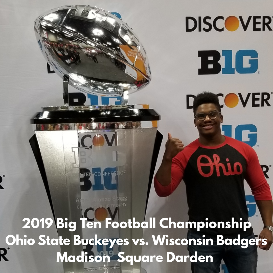 2019 Big Ten Football Championship // Ohio State Buckeyes vs. Wisconsin Badgers