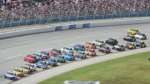 NASCAR Bans Confederate Flag at events and properties