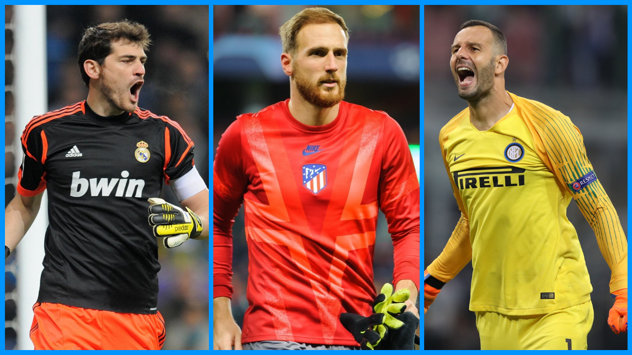 The 2010s: Top 10 goalkeepers of the past decade (Men, 10th to 6th).