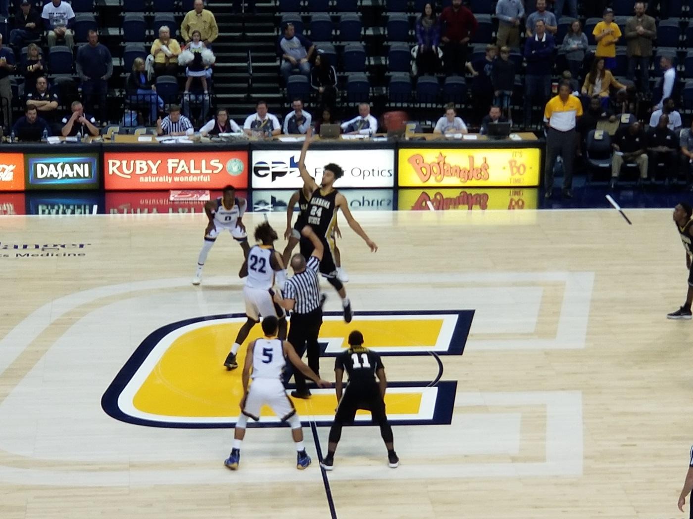 McKenzie Arena