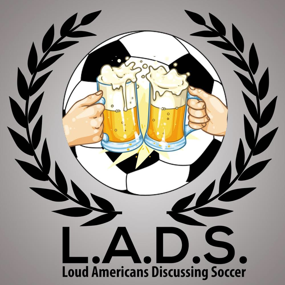 LADS#58 - World Cup Final Recap Featuring Critty Smith