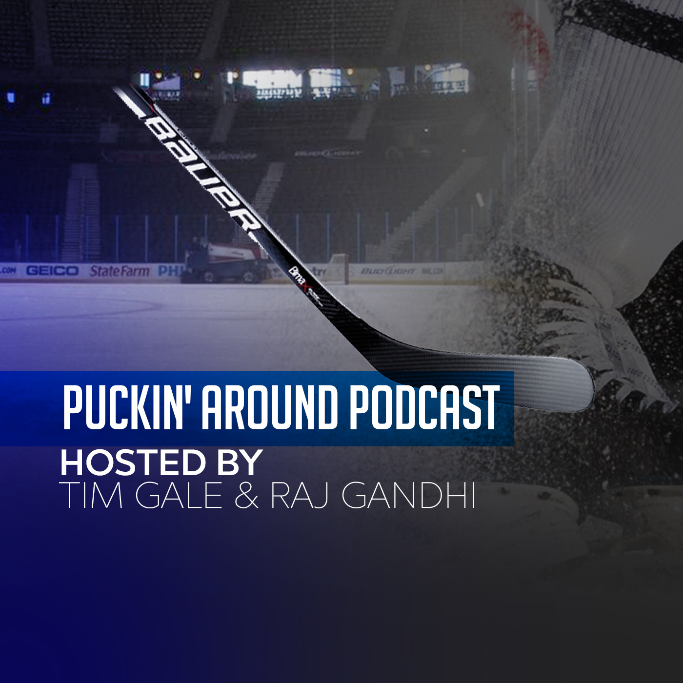 Puckin' Around Podcast