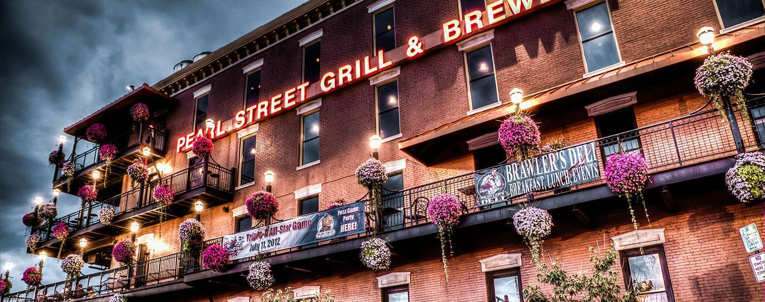 Pearl Street Grill and Brewery