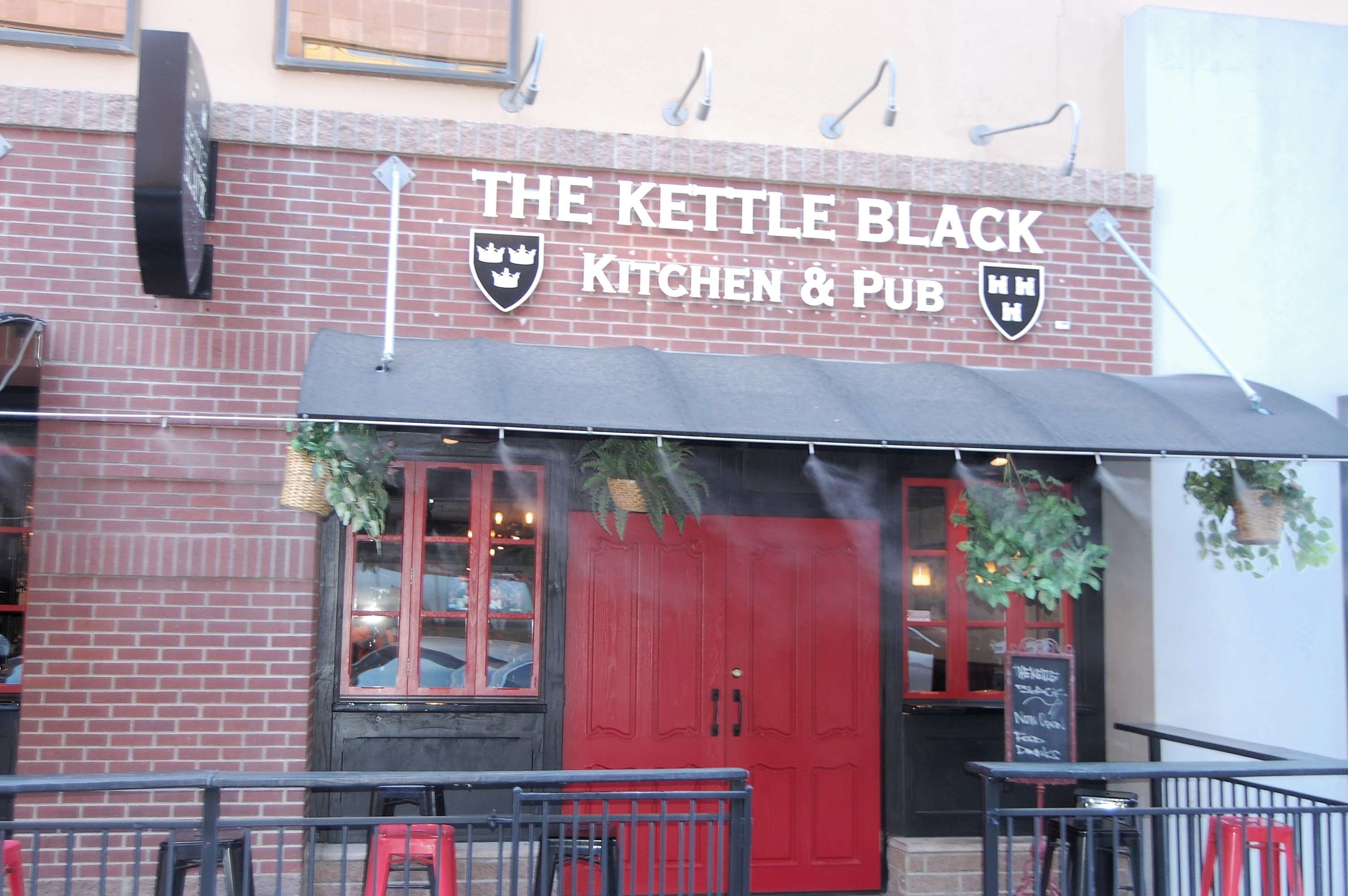 The Kettle Black Kitchen and Pub