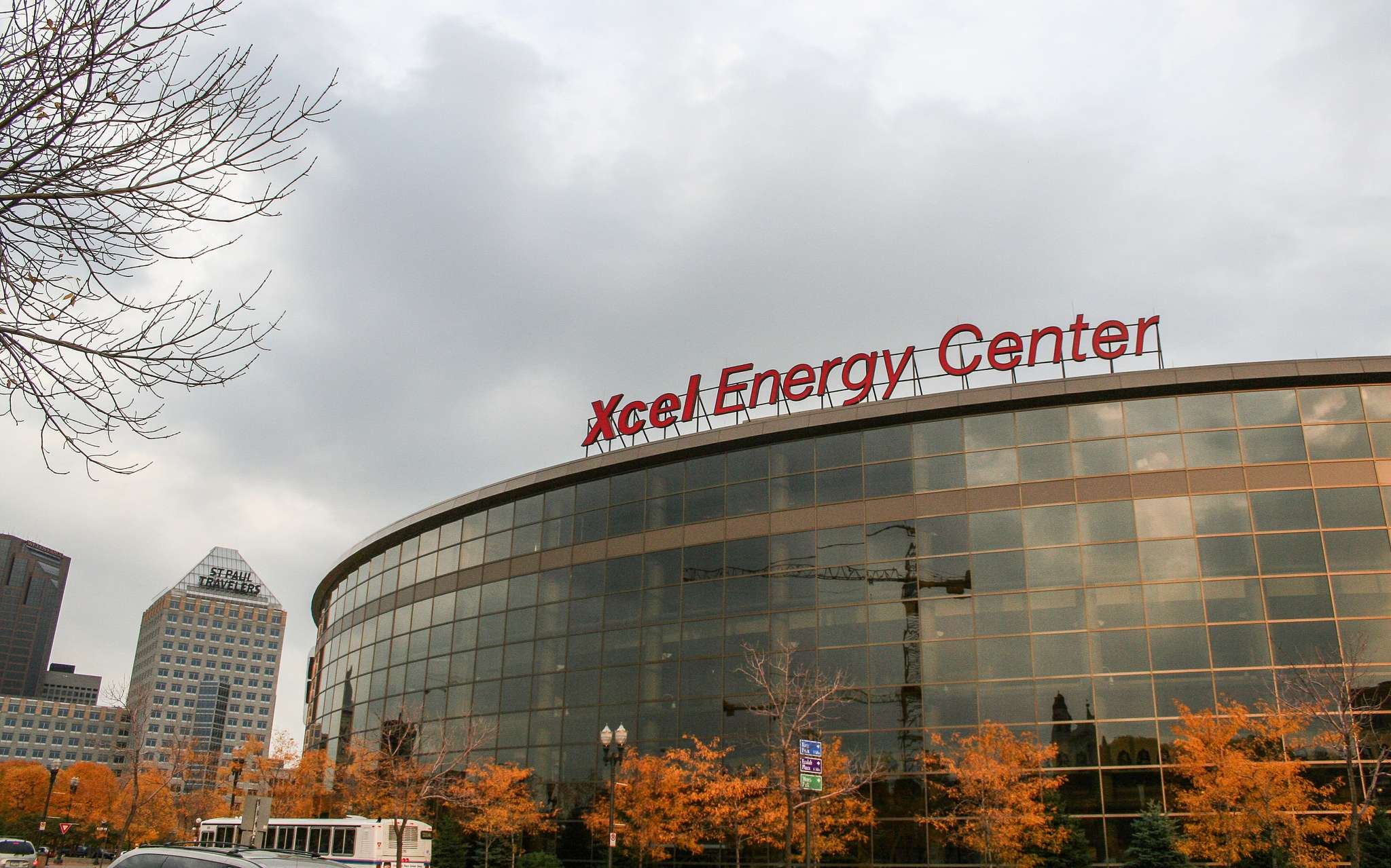 Restaurants By Xcel Energy Center St Paul