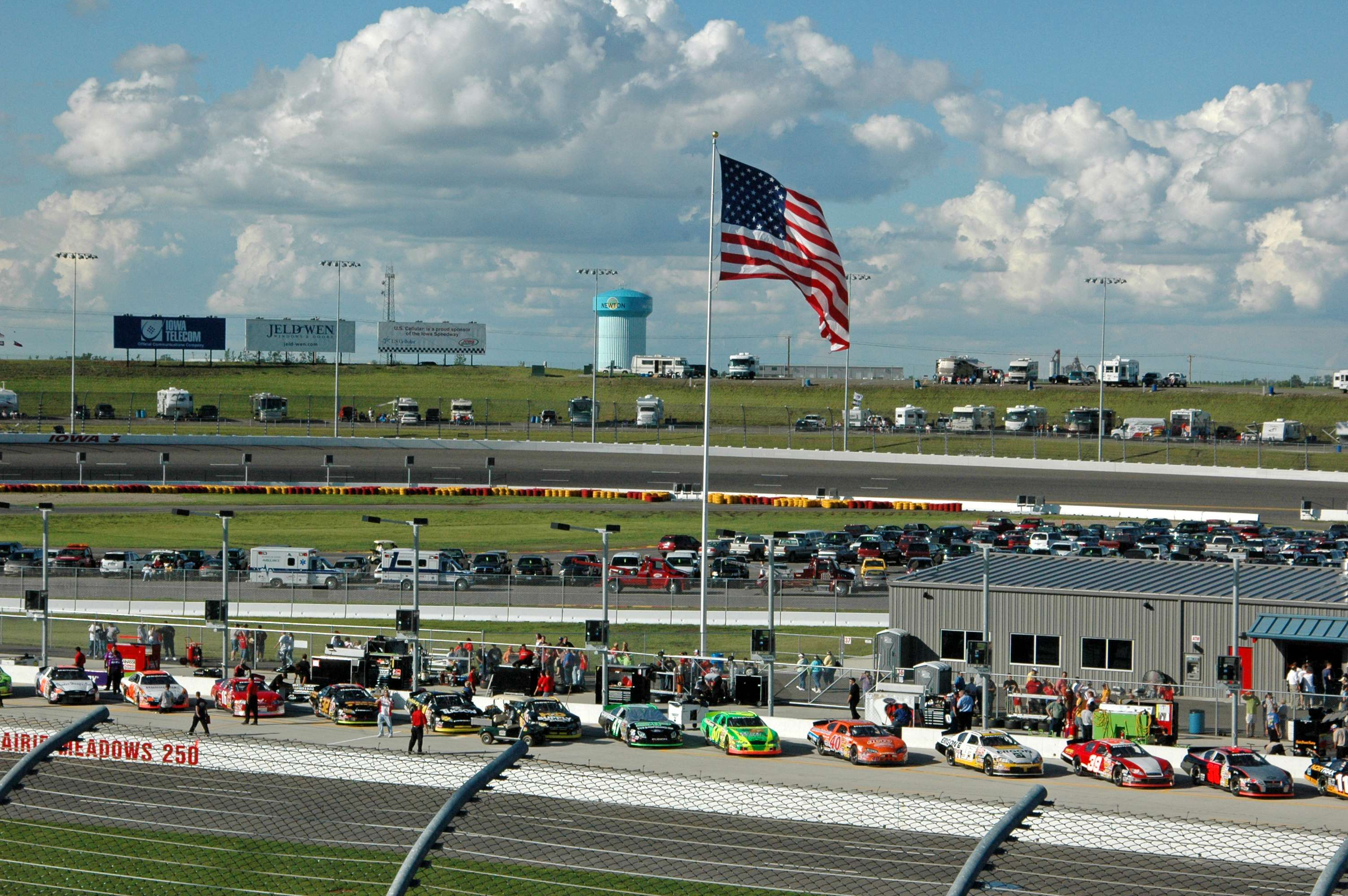 Top 10 Punto Medio Noticias Iowa Speedway Seating