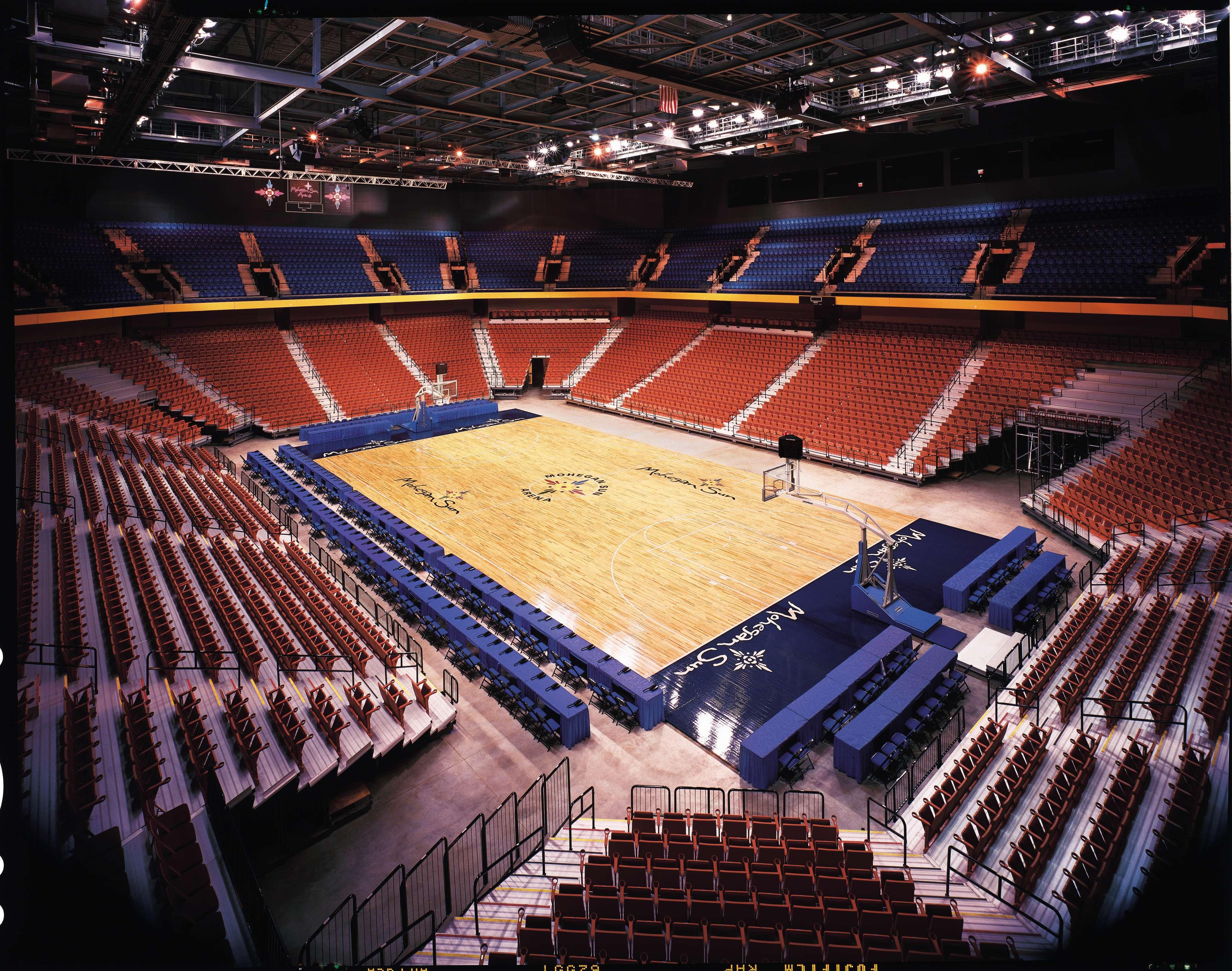 Mohegan Sun Arena Stadiumscene Tv