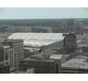 Banker's Life Fieldhouse - 74
