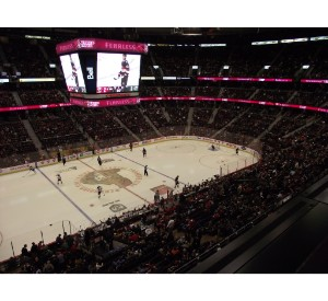 Canadian Tire Centre - 106