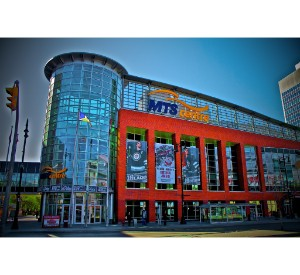 Bell MTS Place - 109